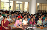 students dharma_talk